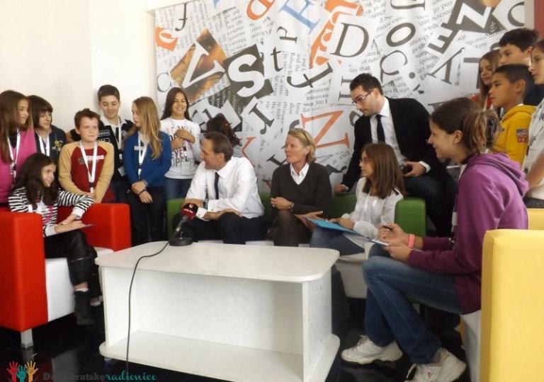 "Radionica 15 UP OŠ ""Oktoih"" 30.10.2012."