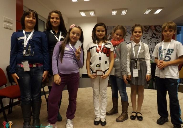 """Radionica 18 IV-4 OŠ """"Oktoih"""" Podgorica 31.10.2012."""