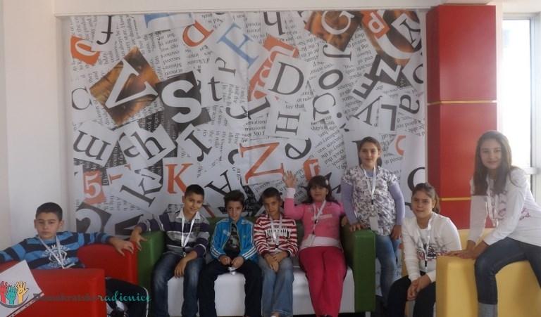 """Radionica 28 V-2 OŠ """"Sutjeska"""" Podgorica 13.11.2012"""