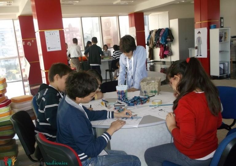 """Radionica 29 V-3 OŠ """"Sutjeska"""" Podgorica 14.11.2012."""