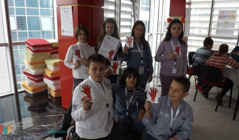 """Radionica 30 V-4 OŠ """"Sutjeska"""" Podgorica 15.11.2012."""