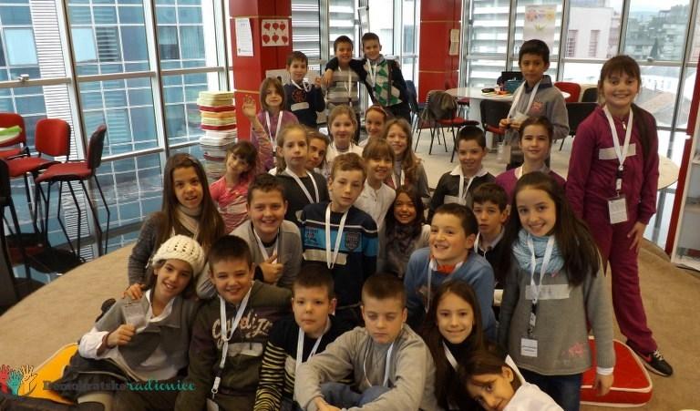 """Radionica 44 IV-b OŠ """"Štampar Makarije"""" Podgorica 6.12.2012."""