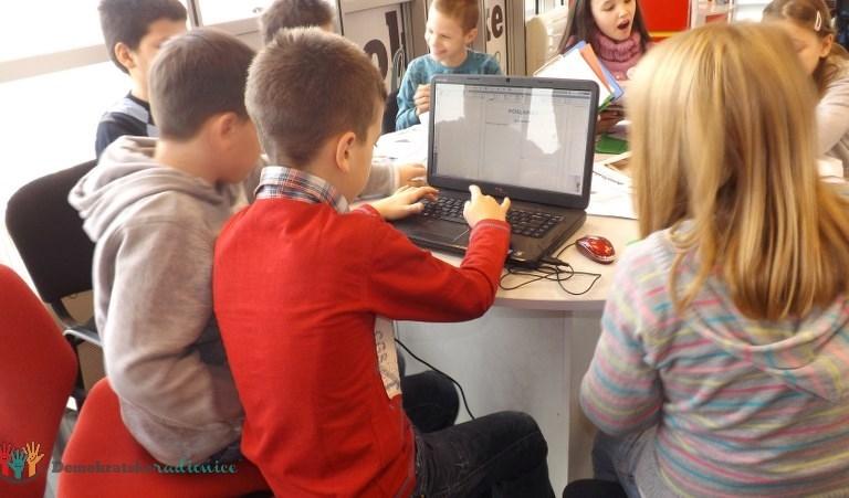 """Radionica 49 IV-1 OŠ """"Sutjeska"""" Podgorica 17.12.2012."""