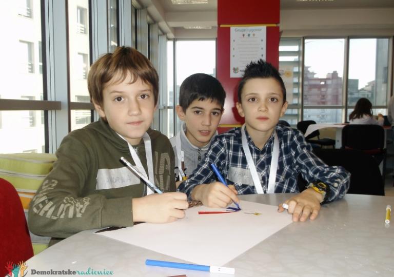 """Radionica 52 IV-4 OŠ """"Sutjeska"""" Podgorica 20.12.2012."""