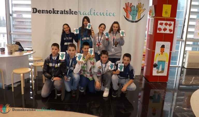 "Radionica 105 VII-3 OŠ ""Milija Nikčević"" Nikšić 21.03.2013."