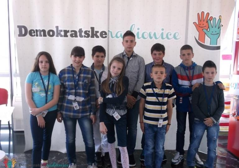 "Radionica 125 OŠ ""Kekec"" Sutomore, Bar 15.04.2013."