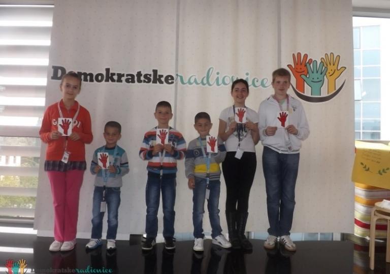 """Radionica 195 OŠ """"Mojsije Stevanović"""" Manastir Morača, Kolašin 15.10.2013."""