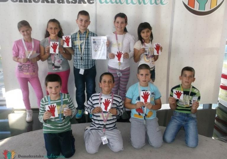 """Radionica 209 IV-2 OŠ """"Oktoih"""" Podgorica 29.10.2013."""