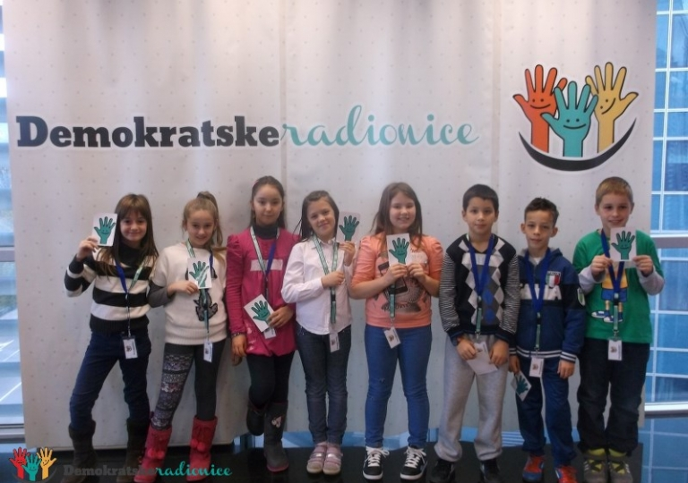 """Radionica 247 IV-2 OŠ """"Pavle Rovinski"""" Podgorica 27.11.2013."""