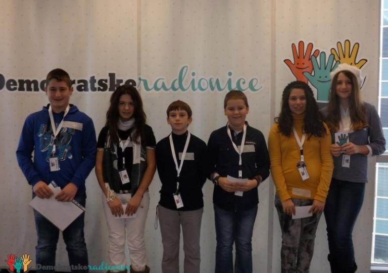 """Radionica 248 VII-b OŠ """"21. maj"""" Podgorica 28.11.2013."""