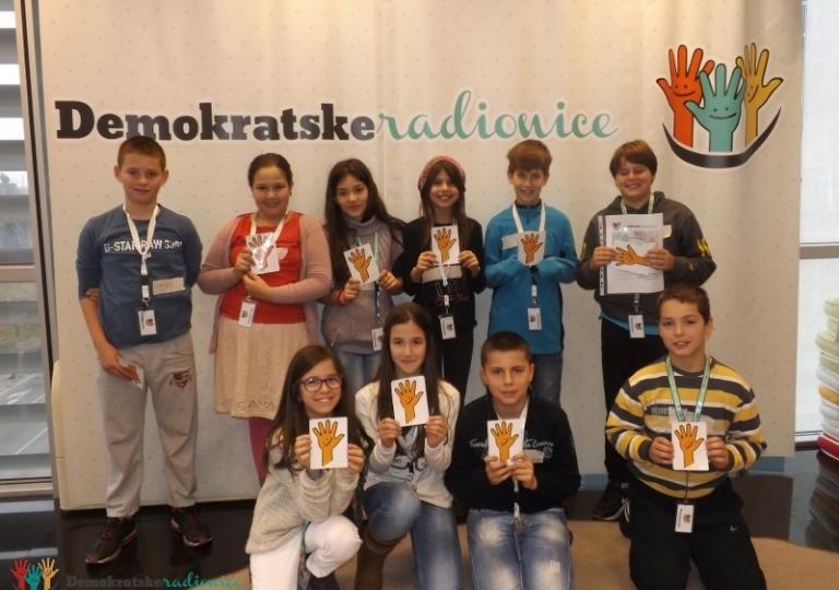 """Radionica 279 V-1, V-2 OŠ """"Savo Pejanović"""" Podgorica 25.12.2013."""