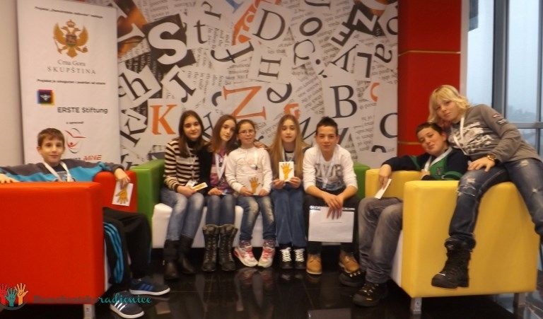 "Radionica 97 VII-2, VII-4 OŠ ""Milan Vuković"" Herceg Novi 14.03.2013."