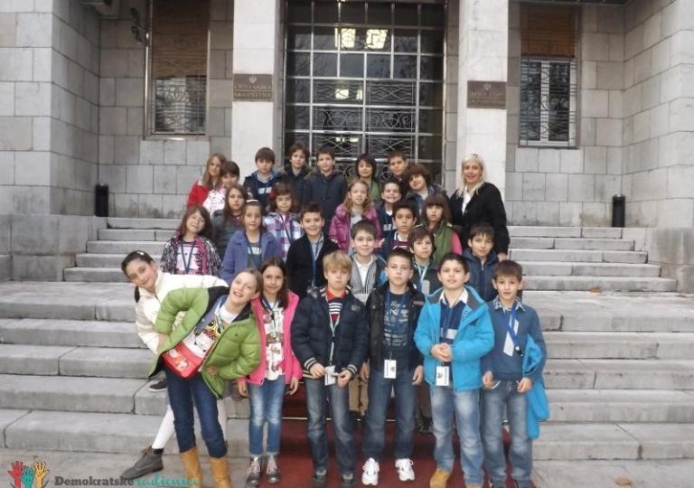 """Radionica 292 III-a OŠ """"Štampar Makarije"""" Podgorica 11.02.2014."""