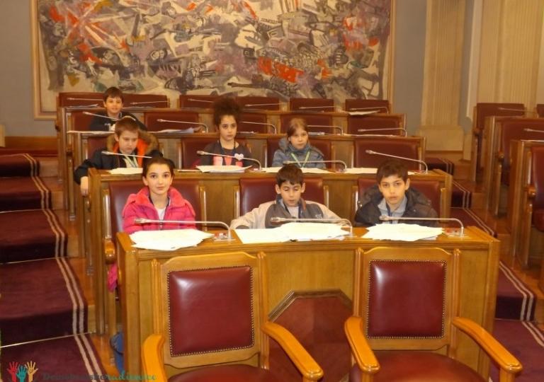 """Radionica 296 III-c OŠ """"Štamapar Makrije"""" Podgorca 13.02.2014."""