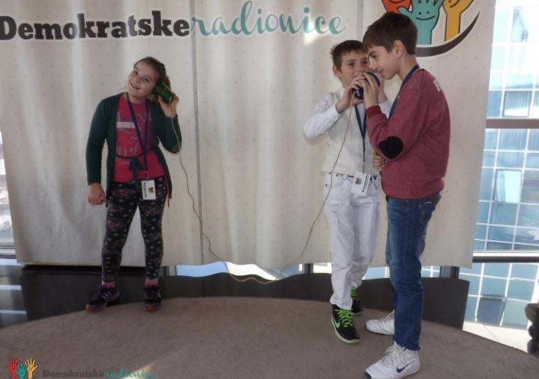 "Radionica 311 IV-2 OŠ ""Kekec"" Sutomore 26.02.2014."