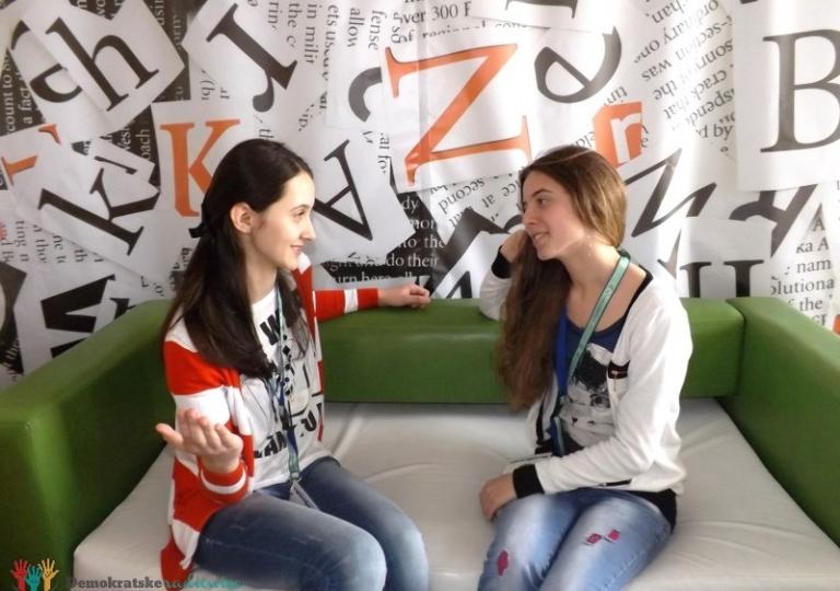 """Radionica 321 VI-IX OŠ """"Milosav Koljenšić"""" Slap, Danilovgrad 6.03.2014."""