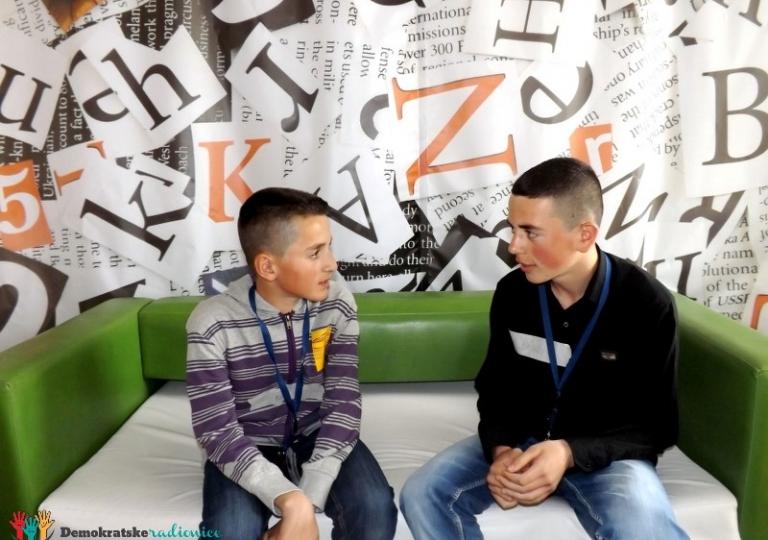"""Radionica 345 VII OŠ """"Donja Lovnica"""" Rožaje 1.04.2014."""