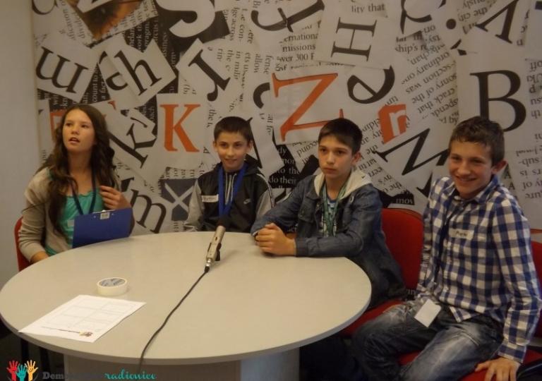 """Radionica 357 VII-3 OŠ """"Dušan Korać"""" Bijelo Polje 9.04.2014."""