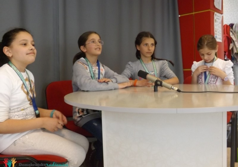 "Radionica 359 IV-2 OŠ ""Milija Nikčević"" Nikšić 10.04.2014."