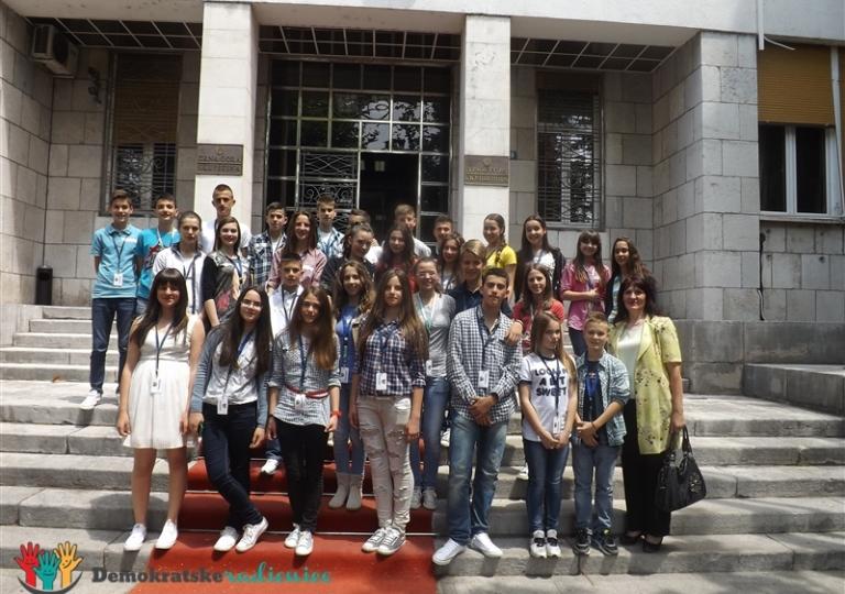 "Radionica 406 VII-VIII OŠ ""Aleksa Đilas Bećo"" Mojkovac 5.06.2014."