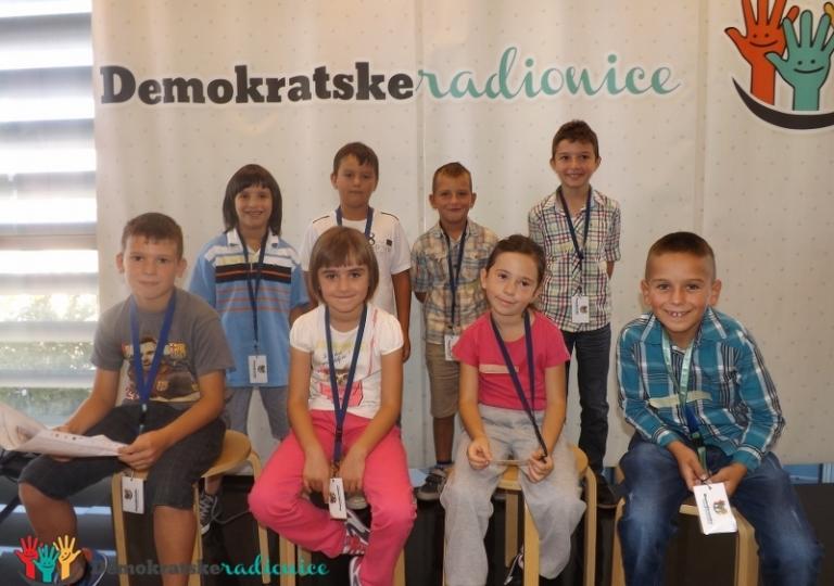 """Radionica 415 III-V OŠ """"Srbija"""" Bar 15.09.2014."""