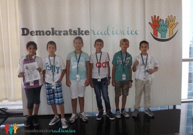 """Radionica 420 VI-a OŠ """"Srbija"""" Bar 19.09.2014."""