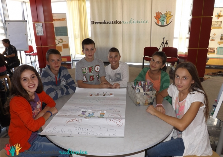 "Radionica 433 VIII-b OŠ ""Srbija"" Bar 1.10.2014."