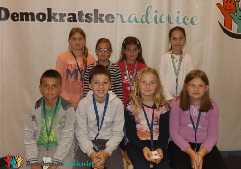 """Radionica 439 II-IX OŠ """"Jovan Gnjatović"""" Nikšić 6.10.2014."""