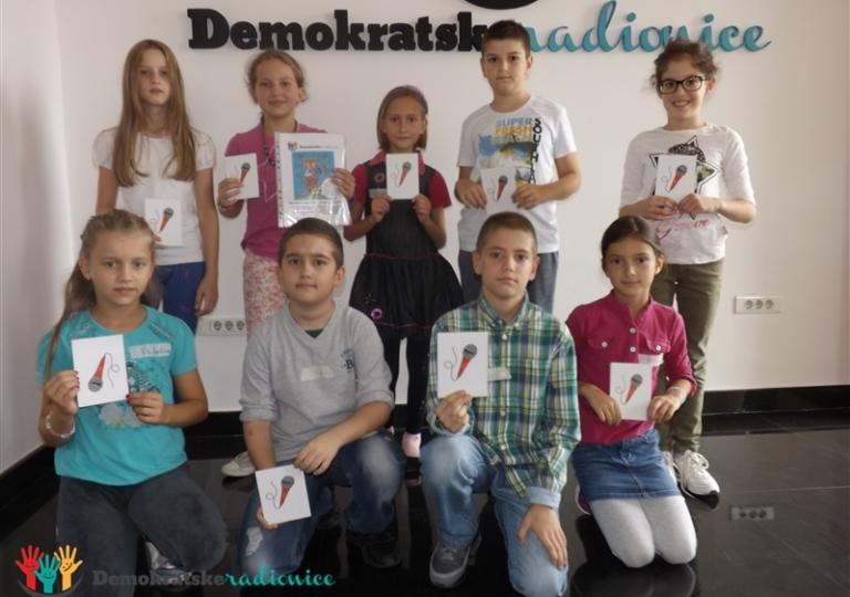 """Radionica 451 IV-c OŠ """"Štampar Makarije"""" Podgorica 15.10.2015."""