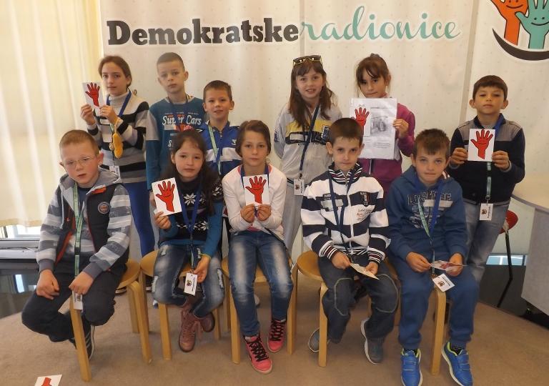 "Radionica 488 III-IV OŠ ""Dušan Bojović"" Nikšić 24.11.2014."