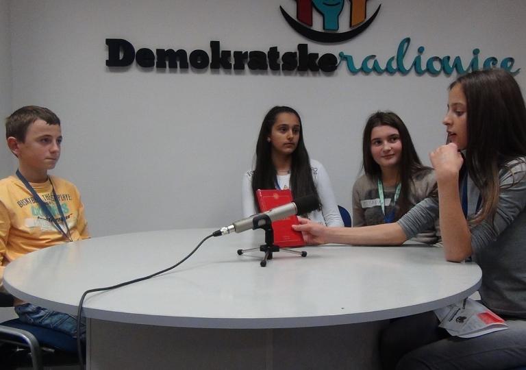 "Radionica 490 VIII-3 OŠ ""Milija Nikčević"" Nikšić 25.11.2015."