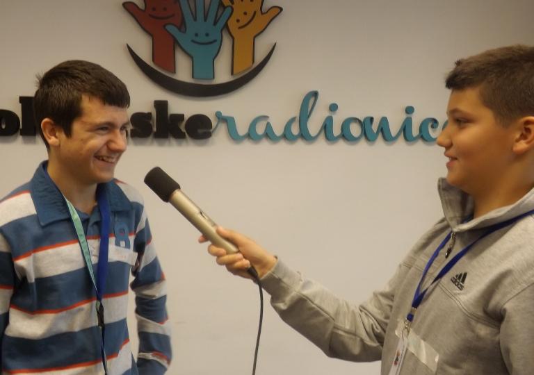"Radionica 491 VIII-1 OŠ ""Milija Nikčević"" Nikšić 26.11.2014."