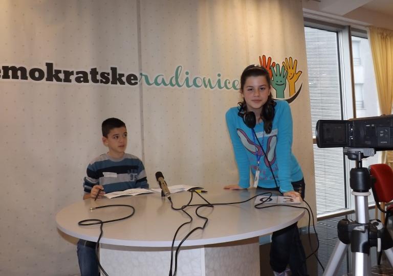"""Radionica 504 VII OŠ """"Milan Vukotić"""" Podgorica 5.12.2014."""