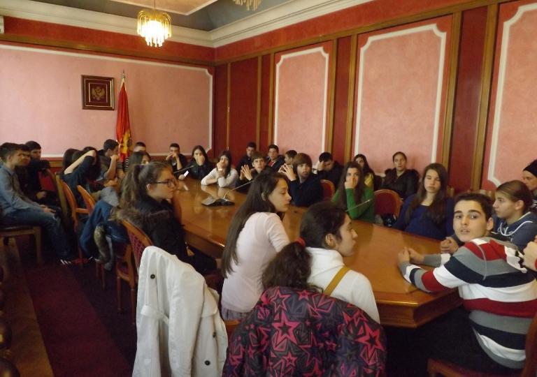 """Radionica 509 IX-a, IX-b OŠ """"21. maj"""" Podgorica 10.12.2014."""
