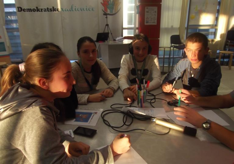 """Radionica 510 IX OŠ """"Jugoslavija"""" Bar 10.12.2014."""