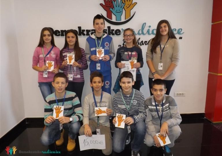 """Radionica 513 VIII-4 OŠ """"Jugoslavija"""" Bar 12.12.2014."""