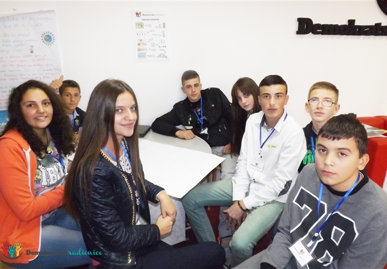 "Radionica 691 IX-1 OŠ ""Janko Mićunović"" Nikšić 19.11.2015."