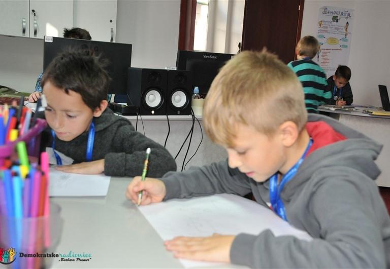 "Radionica 918 IV-2 OŠ ""Kekec"" Sutomore, Bar 29.11.2016."