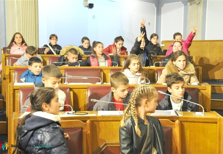 "Radionica 919 V-1 OŠ ""Milan Vukotić"" Podgorica 29.11.2016."