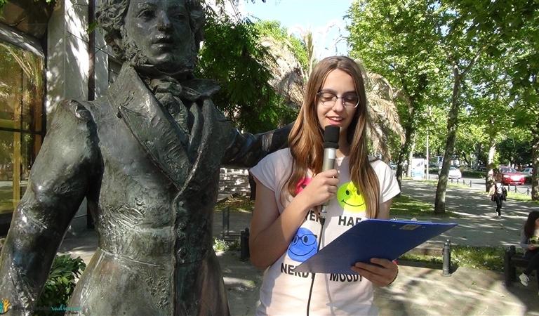 "Radionica 1004 IX-1 OŠ ""Milija Nikčević"" Nikšić 4.5.2017."
