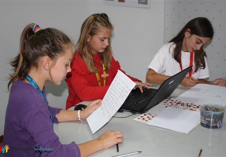 "Radionica 1175 VI-2 OŠ ""Radomir Mitrović"" Berane 2.10.2018."
