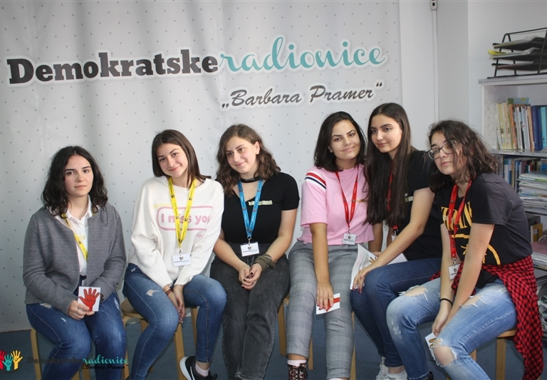 Radionica 1181 Access Microscholarship program, Rožaje  10.10.2018.