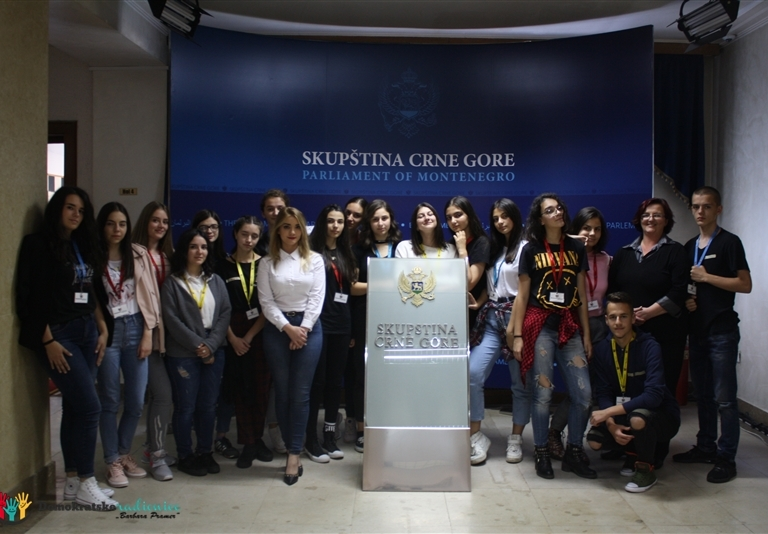 Radionica 1181 Access Microscholarship program, Rožaje  10.10.2018.