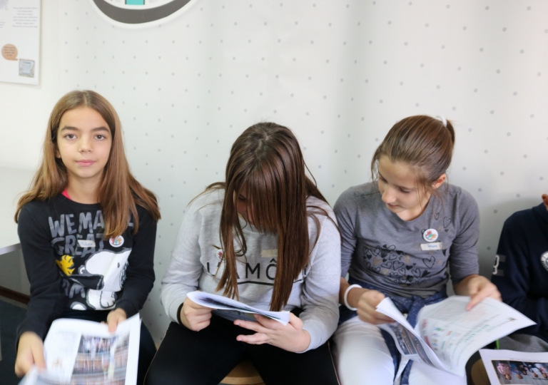 "Radionica 1201 VI-1 OŠ ""Milan Vuković"" Herceg Novi 9.11.2018."