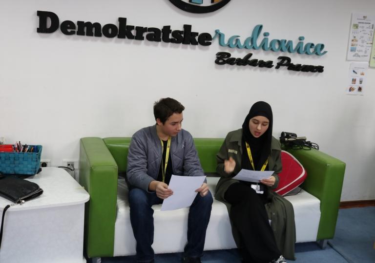 "Radionica 1207 Medresa "" Mehmet Fatih"" Tuzi  19.11.2018."