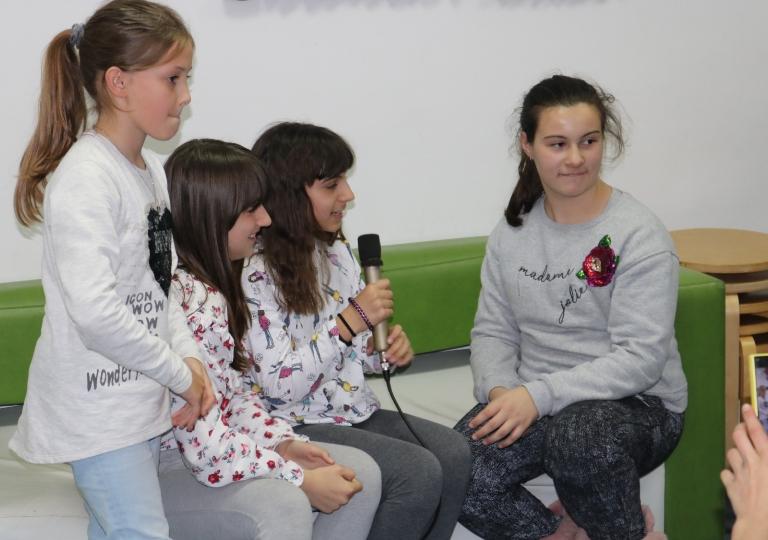 "Radionica 1283 V OŠ ""Nikola Đurković"" Kotor 5.04.2019."