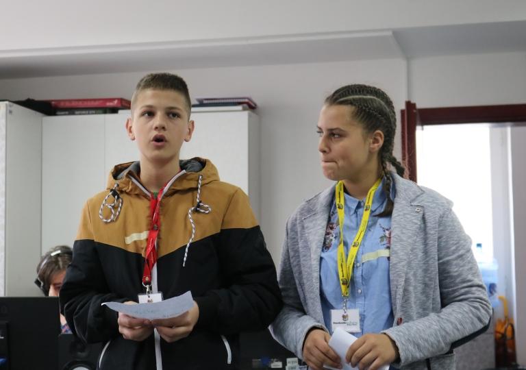 "Radionica 1285 VII-VIII OŠ ""Aleksa Đilas Bećo"" Mojkovac 9.04.2019."