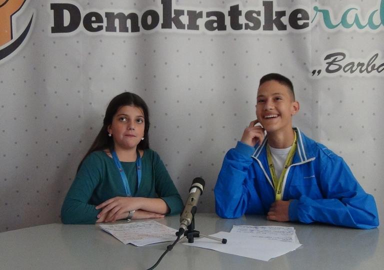 """Radionica 1290 VIII-1 OŠ """"Jagoš Kontić"""" Nikšić 16.04.2019."""