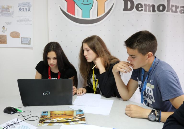 """Radionica 1298 IX-1 OŠ """"Aleksa Đilas Bećo"""" Bijelo Polje 6.05.2019."""