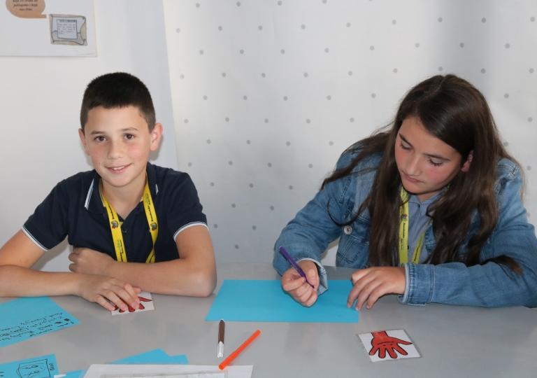 """Radionica 1343 VI-2 OŠ """"Mustafa Pećanin"""" Rožaje 23.10.2019."""